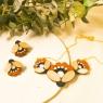 Floral Folk jewelry set