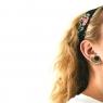 Dou statement earrings