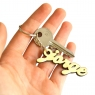 Your name keychain